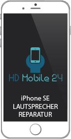 Der Lautsprecher des Apple iPhone SE gibt keinen Ton mehr von sich. Der Ton kratzt. Der Lautsprecher ist zu leise.