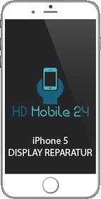 Das iPhone 5 ist gefallen und hat einen Display Bruch. Der Akku des iPhone 5 ist dick geworden und hat das Display aus dem Rahmen gedrückt. Das Flexkabel hat die Display einheit beschädigt und zeigt nichts mehr an oder hat Streifen im Bild.