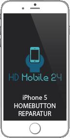 Die wichtigste Tase beim iPhone 5 ist der Homebutton. Diese kann durch Feuchtigkeit nicht mehr funktionieren. Aber auch wenn Sie nicht mehr den Kontakt hat oder defekt ist.
