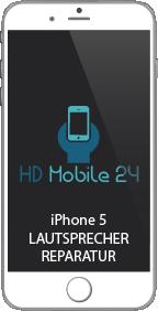 Austausch des iPhone 5 Lautsprecher Buzzer wenn kein Ton mehr zu hören ist. Wenn das Gerät zu leise ist oder es kratzt. Klingelton, Wecker, Anruf, Freisprechen, Benachrichtigung, Klingelton