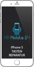 Die Seitentasten des iPhone 5 und der Ein Aus Taster kann defekt gehen, wenn keine Fachleute den Akku tauschen. Auch kann der Ein Aus nach der Zeit zum ende neigen. Da hilft nur noch der Austausch.